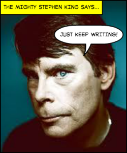 stephen king says