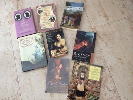 regency books pic