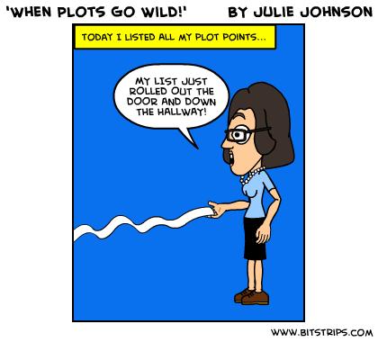 when plots go wild