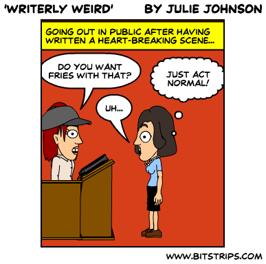 writerly weird